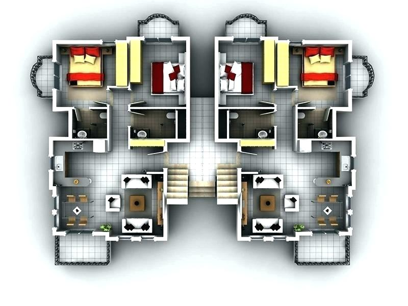 Pin by Wayne Hajy on Floor plans | Small apartment floor ...