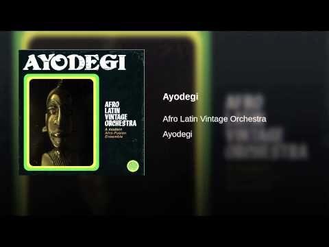 """Ayodegi""  - ALVO"