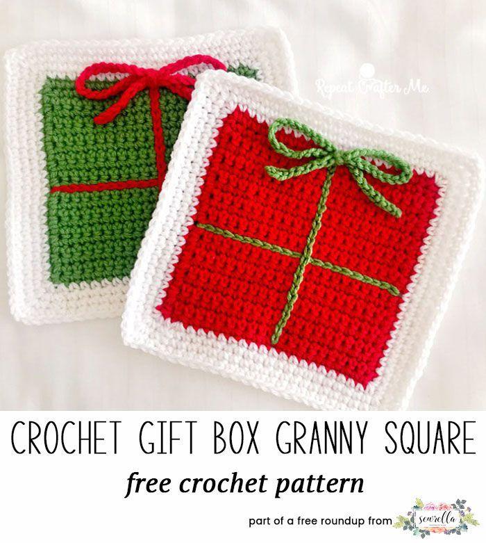 Crochet Last Minute Christmas Patterns | Stricken und häkeln ...