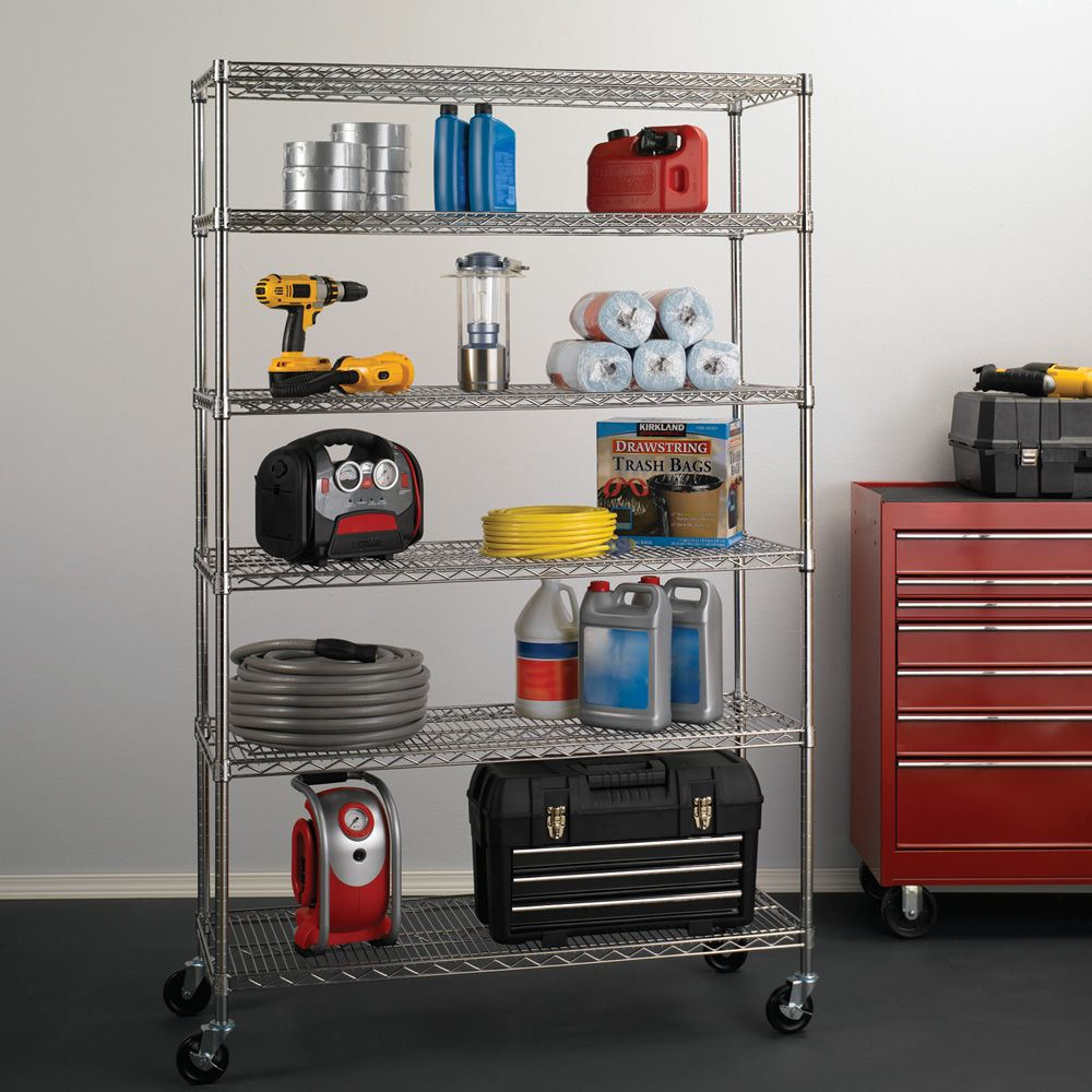 Costco Wire Shelving | Wire Shelving | Pinterest | Wire shelving ...