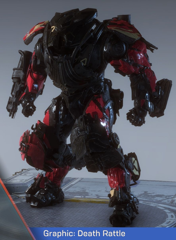 ANTHEM Vanity Store Update | ANTHEM | Dragon scale, Sci fi
