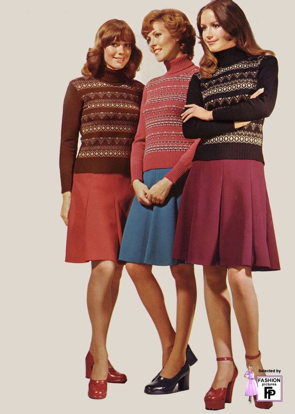 1970s Fashion Love These Skirts Vintage Fashion Pinterest 1970s Fashion Women And Fashion