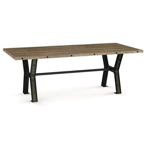 Interesting Shop For The Amisco Tables Amisco Parade Dining Table At  Belfort Furniture Your Washington Dc Northern Virginia Maryland And Fairfax  Va ...