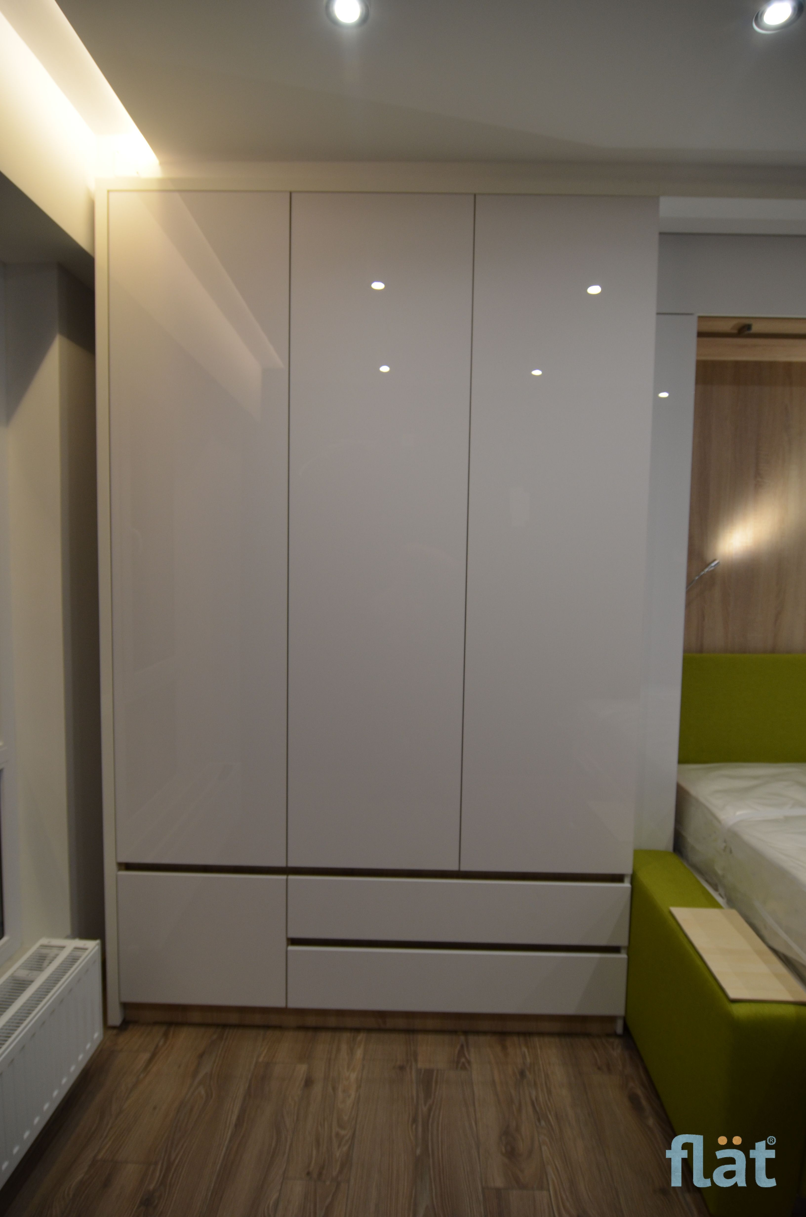 Big Wall Queen Size Wall Bed And Storage шкаф кровать стол