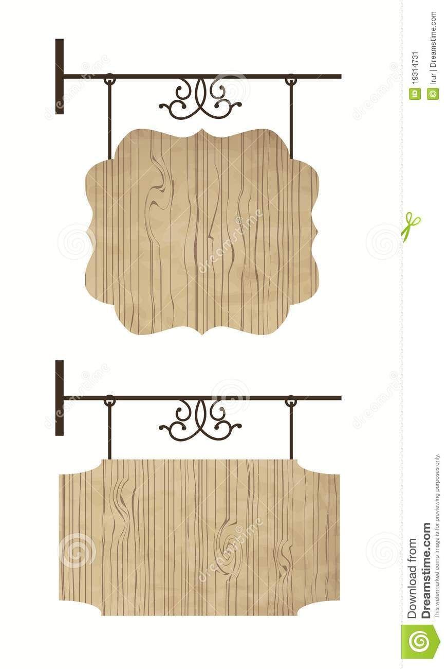 Wooden Door Signs Stock Image - Image: 19314731 | Church Decor ...