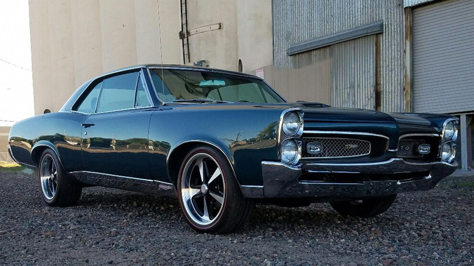 1967 Pontiac Gto Resto Mod Presented As Lot W119 1 At Kissimmee Fl Americanmusclecarspontiacgto Pontiac Gto Gto Muscle Cars