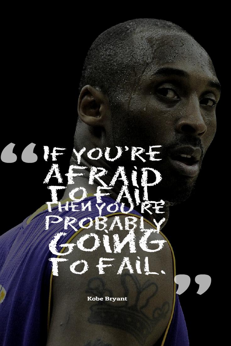 Kobe Bryant Basketball Quotes Inspirational Sports Quotes Kobe Quotes Basketball Quotes