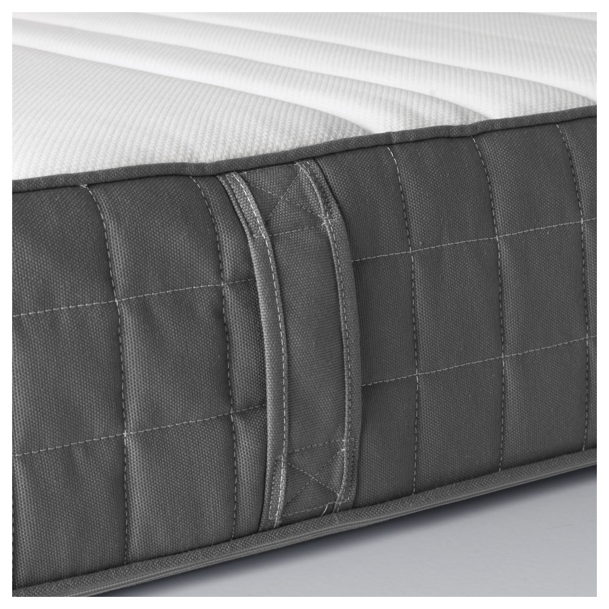 Hovag Mattress Morgedal Schaummatratze Fest Dunkelgrau In 2019 Products