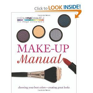 Color Me Beautiful Make Up Manual by Pat Henshaw and Audrey Hanna ...