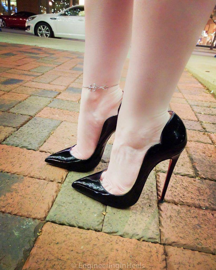 bef2046a335 Christian Louboutin 130mm Hot Chick Heels of EngineeringInHeels ...