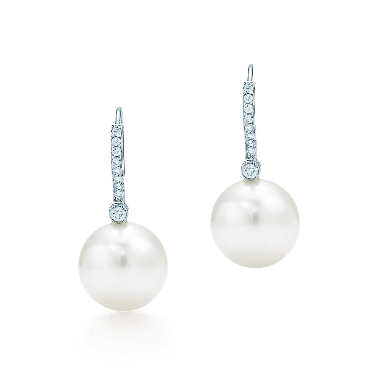 Tiffany south sea noblepearl earrings tiffany friend jewelry and