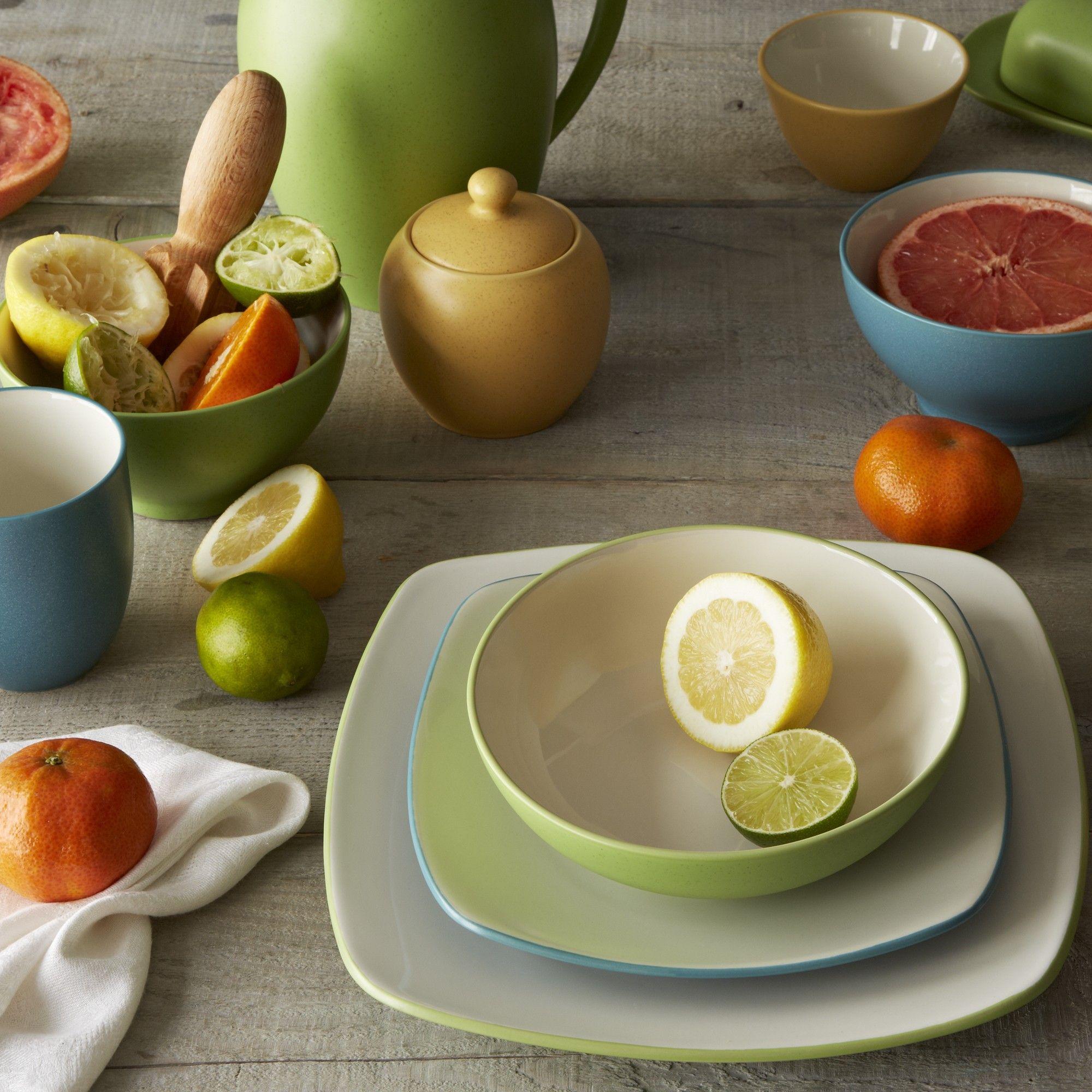 noritake colorwave apple u0026 ice - Noritake Colorwave