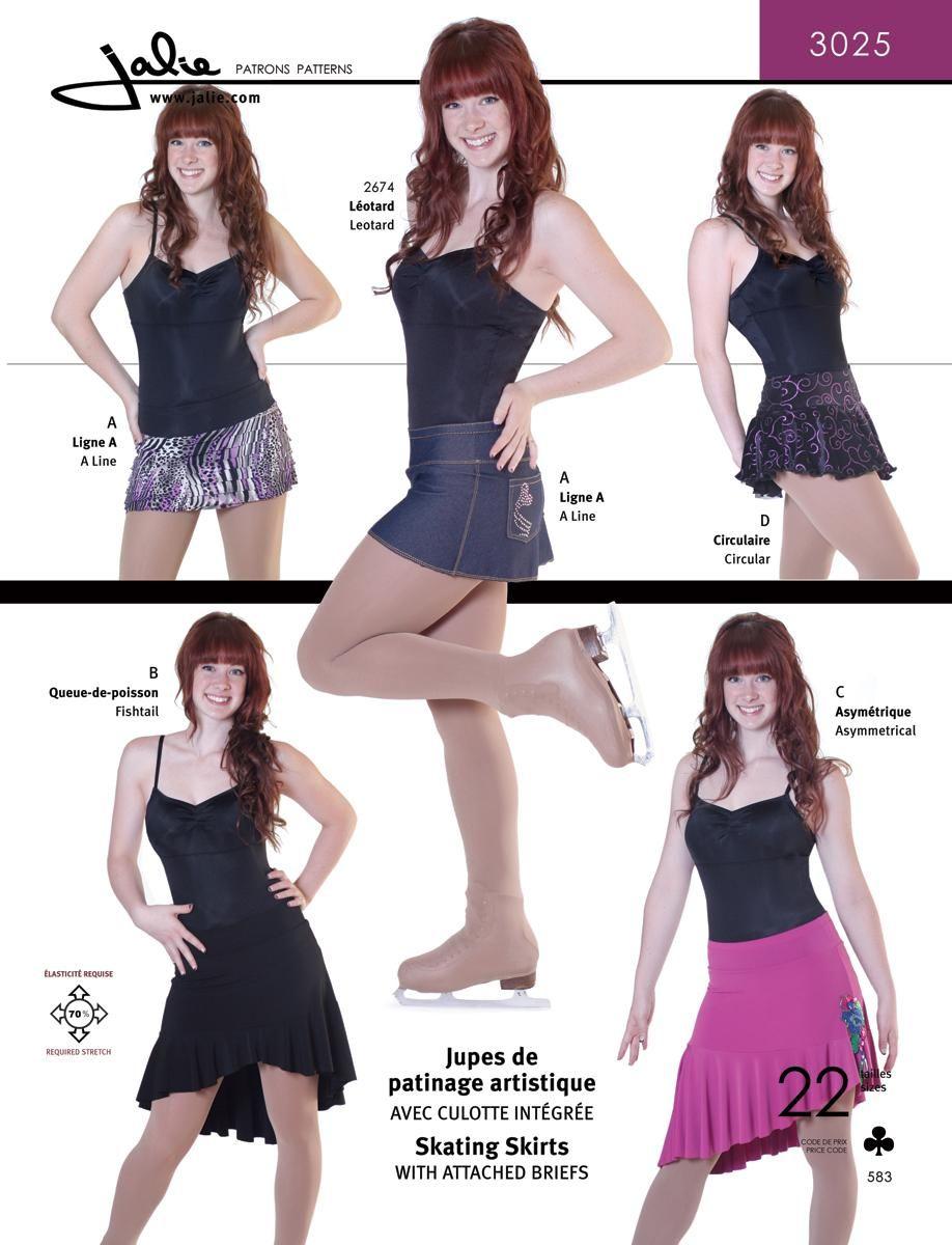 Skating / Dance Skirts | Sewing patterns | Pinterest | Patinaje ...