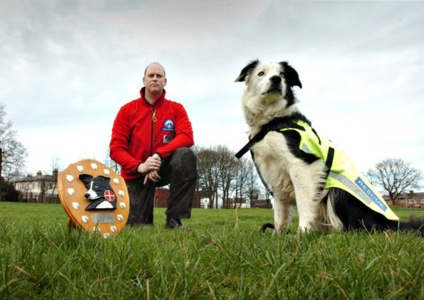 Mountain Rescue Dog Called In To Help Search For Missing Gran
