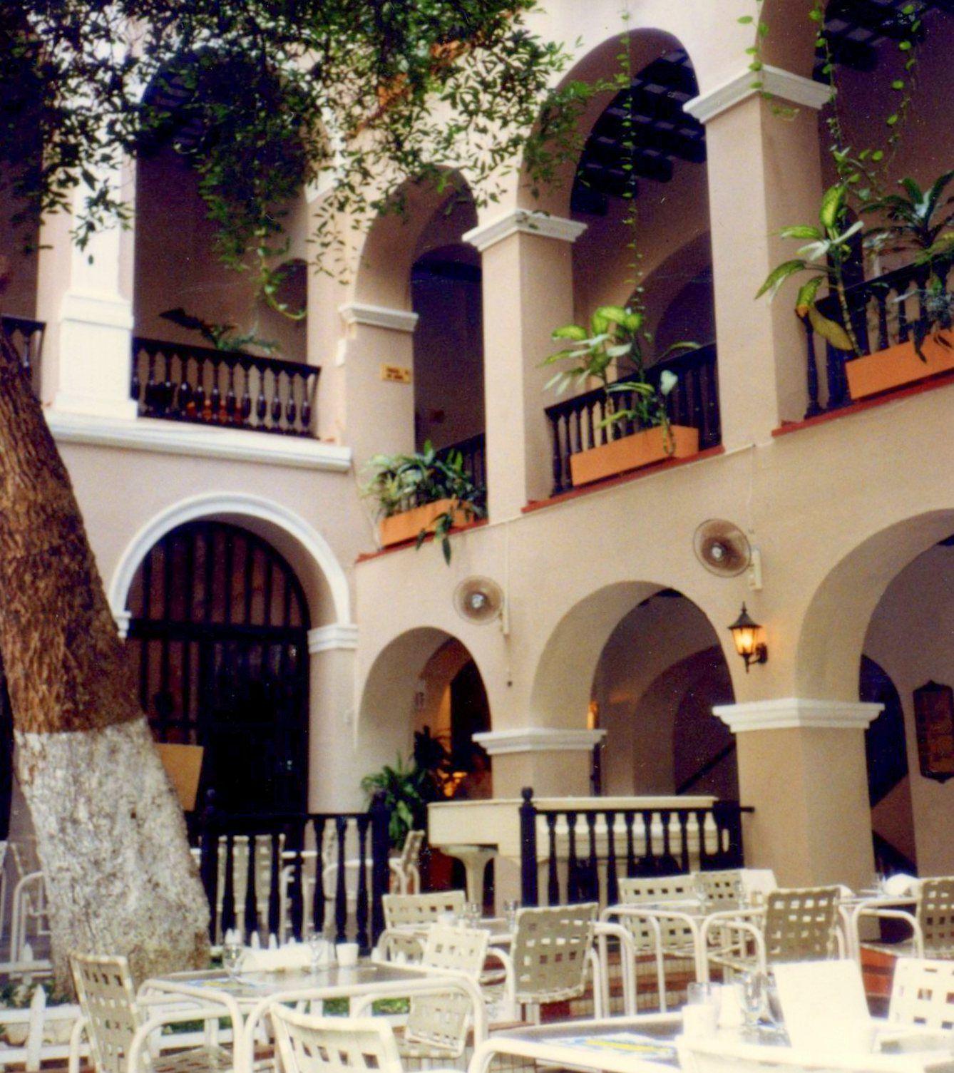 Hotel El Convento San Juan Puerto Rico