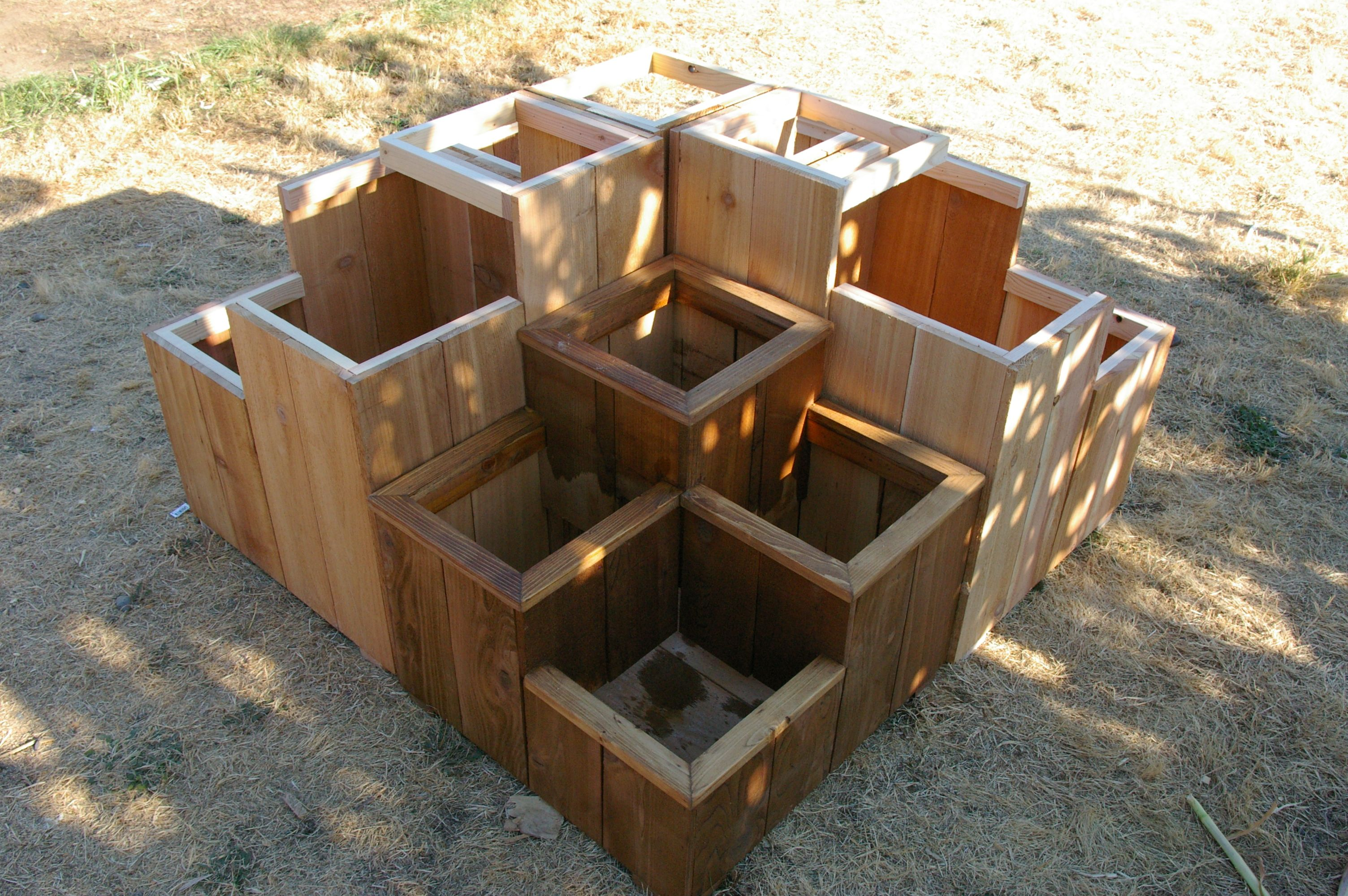 stupendous u to elevated awesome stunning cedar raised rolling rc box boxes planter pots garden