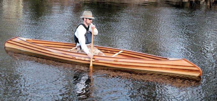 Solo Canoe to build  | Garage / Work Shop in 2019 | Canoe