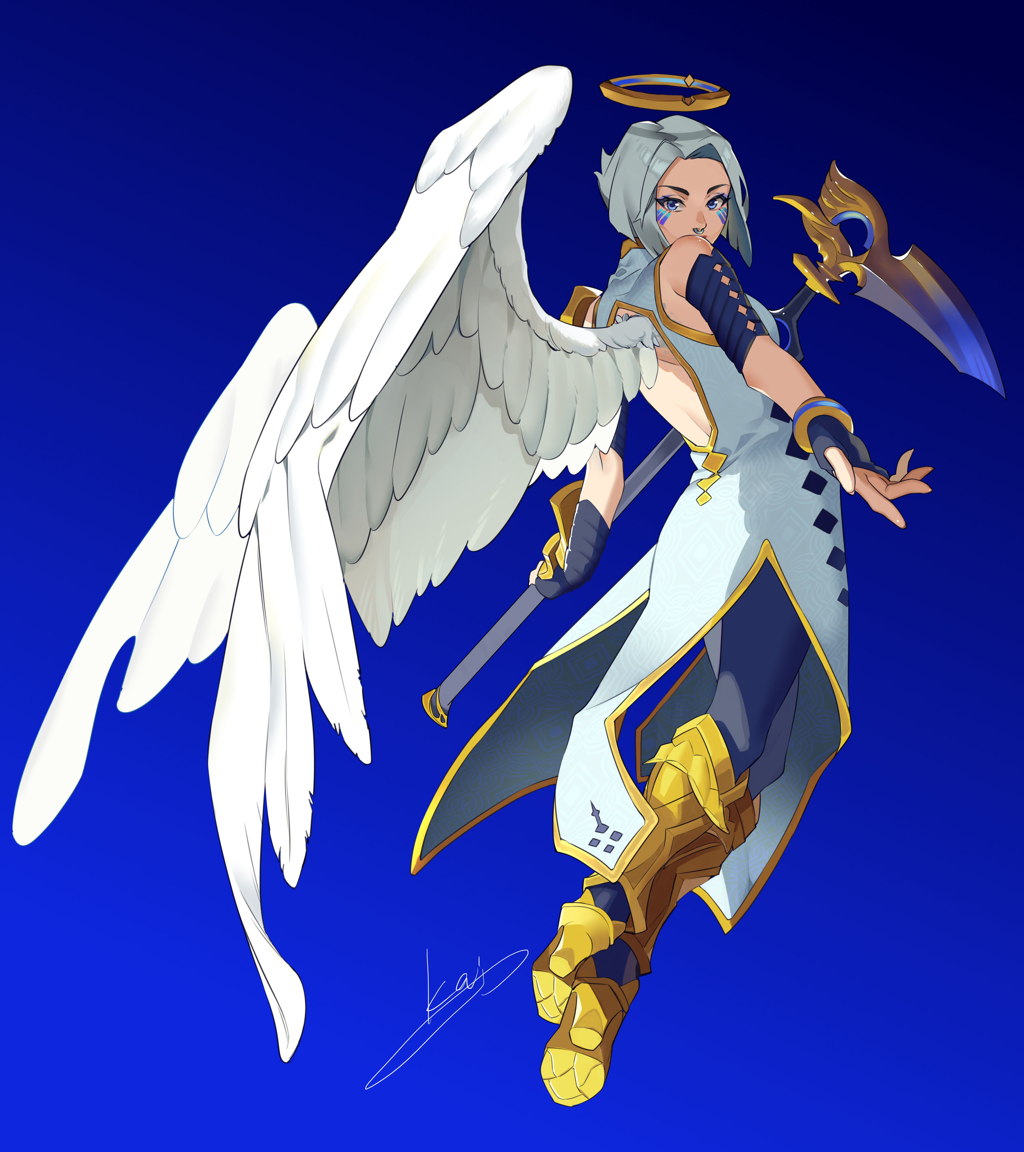 Fiship on Twitter | Character art, Fantasy character