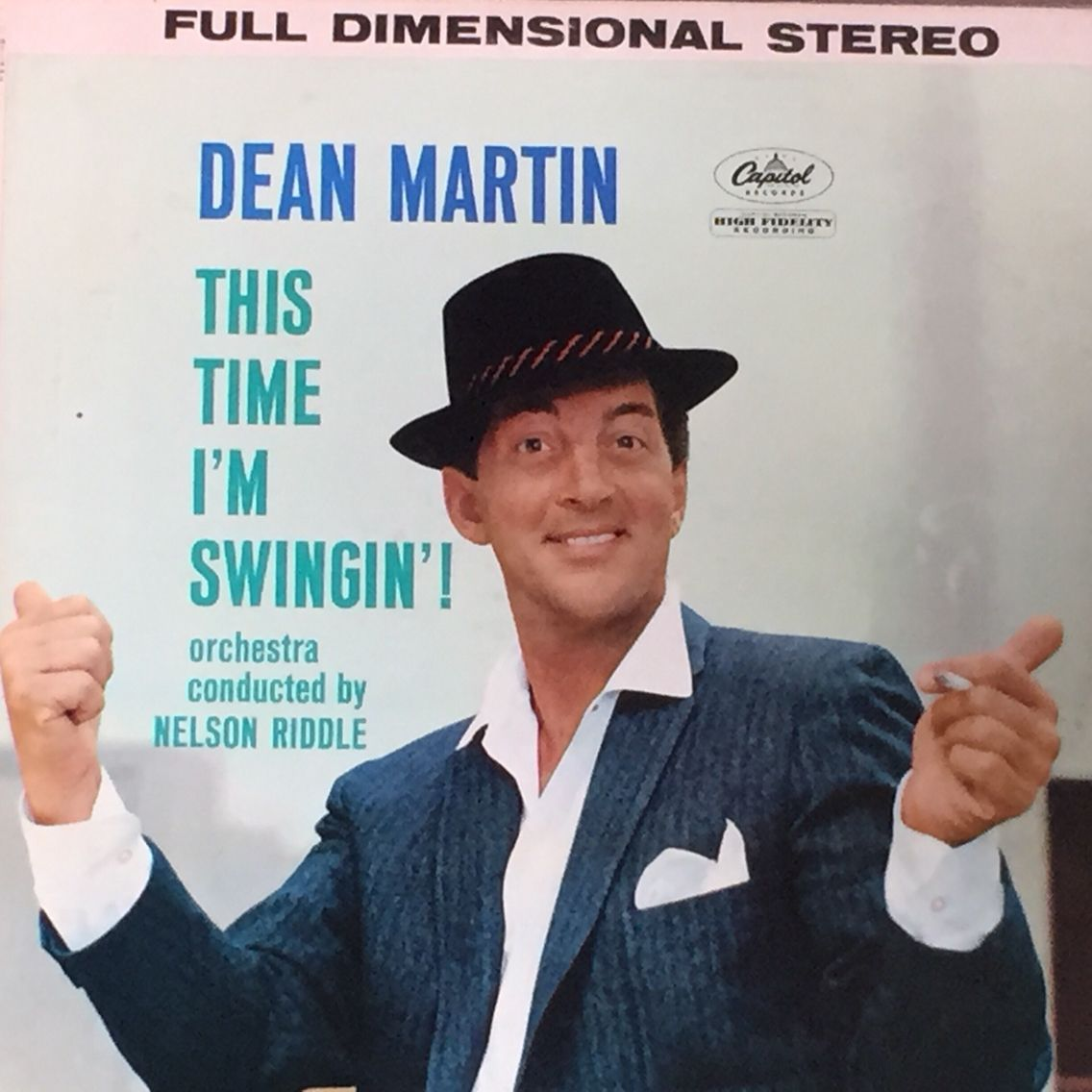 Dean martin This Time i am swingîg Dean martin, Nelson