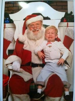 Vote for Doug as best Scared Santa pic and enter your own!  :)  @entry['Entry']['Photo']['description']