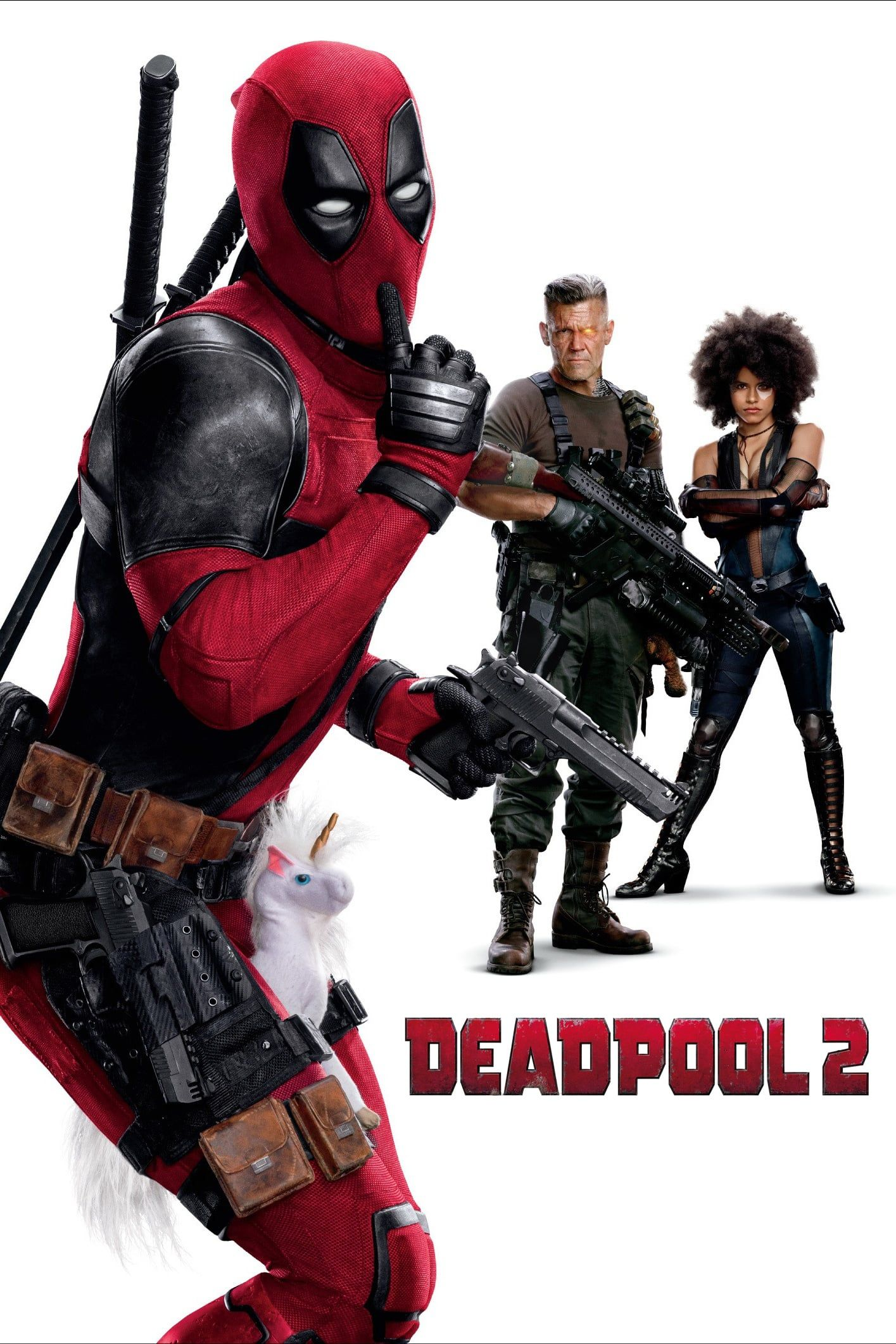 Deadpool 2 Pelicula completa en español latino HD