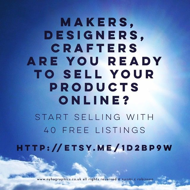 I have this #etsy link http://etsy.me/1d2bp9w for my #creative friends 40 free listings when you open your #etsyshop feel free to share! #onlineshop #creatives #makers #crafters #jewellers #getstarted #myetsy #mydream #mytalent #igshop #instashop #smallbusiness #bakers #handmade #artist #painter #designer #illustratorsofinstagram #potters #knit #patterndesigners #ilovehandmade #promo #vintage #shoplocal #40freelistings