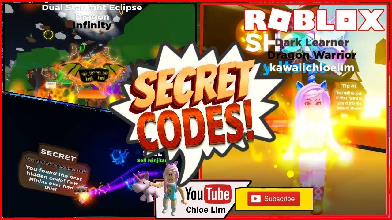 Ninja Legends Secret Codes And New Midnight Shadow Island