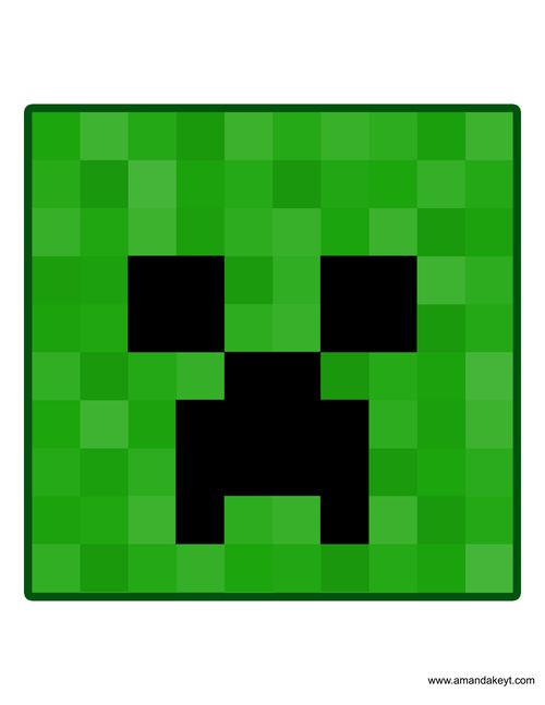 minecraft printable images # 0