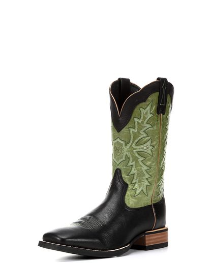 Men's Sweetwater Boot - Black Deertan/Deepdive Green