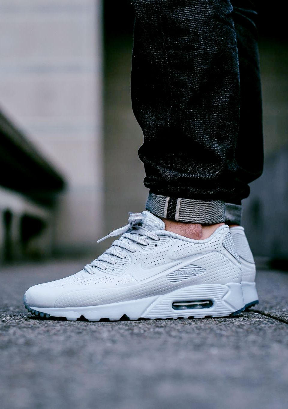 air max 90 platinum