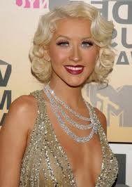 (NEW) CHRISTINA DOES MARILYN - PLATINUM BLONDE SHORT WIG Vanessa Grey Designer Hairpieces http://www.amazon.com/dp/B00CQKTHCY/ref=cm_sw_r_pi_dp_n4yStb1QZ5AP1W6D