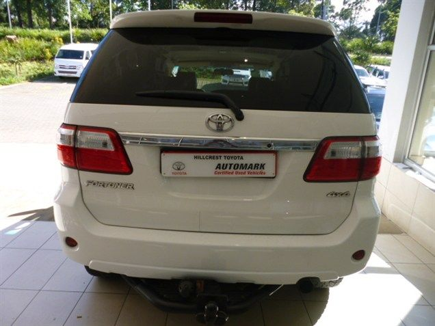 Out Do Yourself With This 2010 Toyota Fortuner Ii 3 0 D 4d
