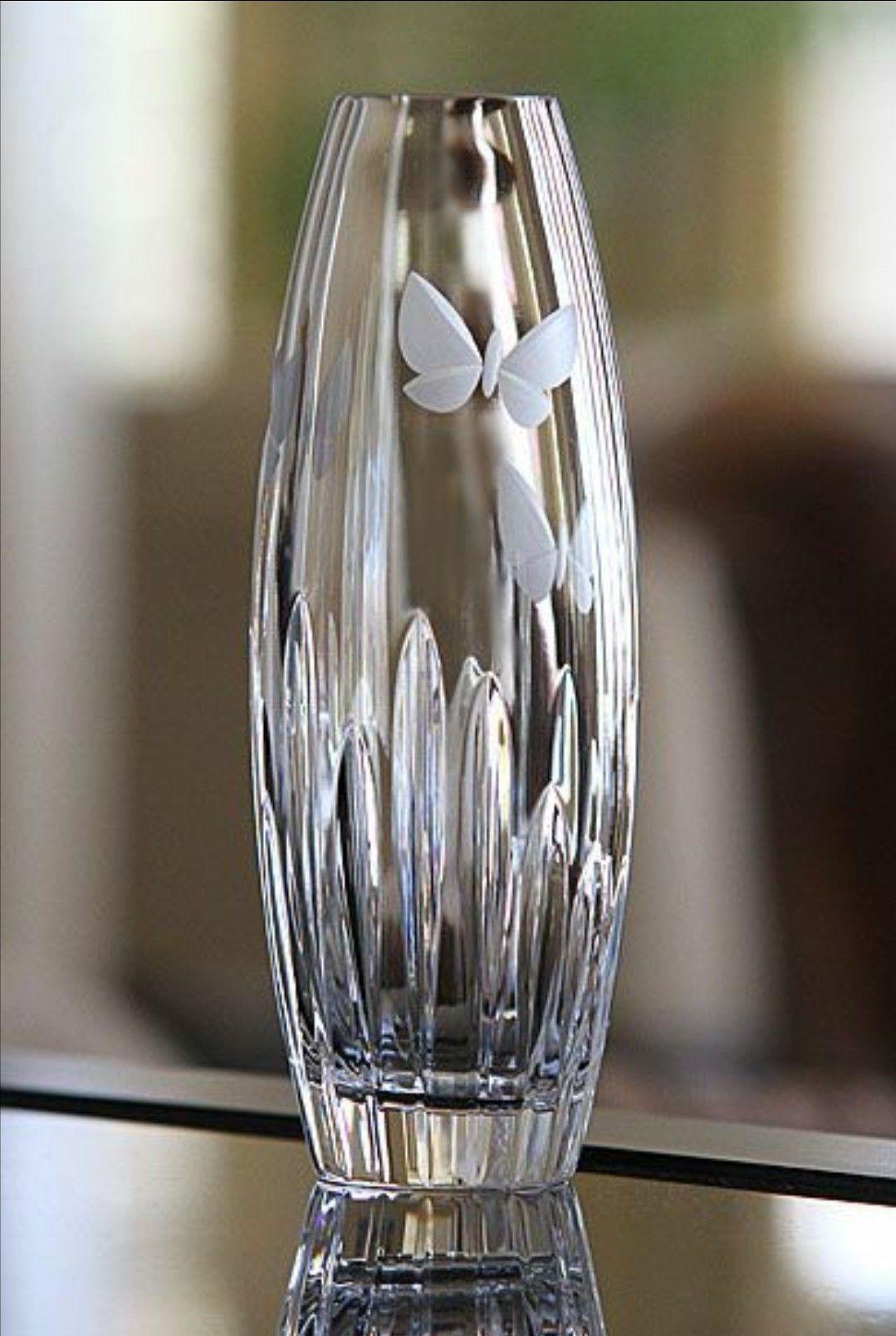 Pin by Brenda Sabala on I Love Vases Crystal glassware