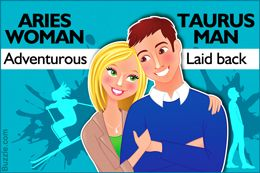 Taurus Man and Aries Woman: What's Their Compatibility Score