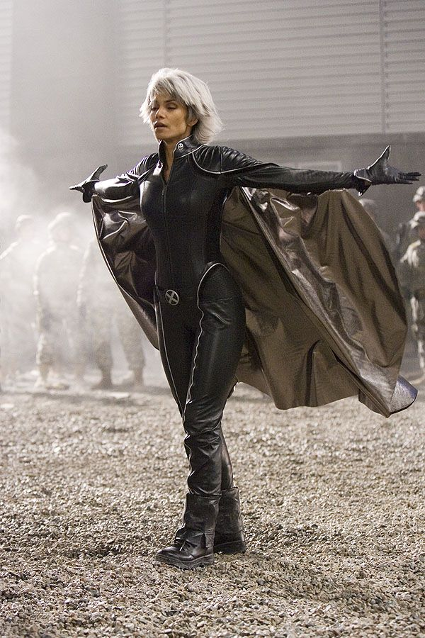 Storm From The XMen Is Confused About Hurricane Sandy