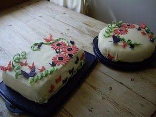 Itse tehty -ton kakku