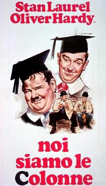 Noi siamo le colonne (1940) | FilmTV.it