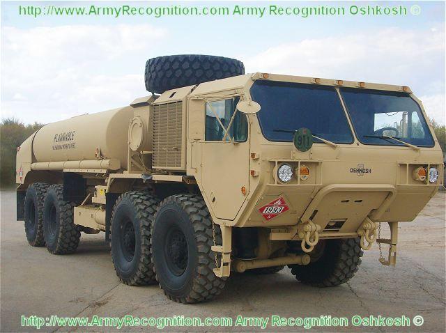 Because Fuel Will Be Necessary Oshkosh Military Military Vehicles Oshkosh Truck