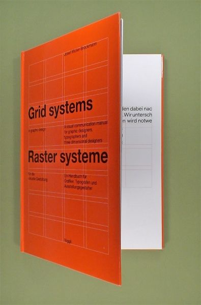 Grid Systems In Graphic Design A Visual Communication Manual For Graphic Designers Typographers And Three Grid System Typography Design Visual Communication