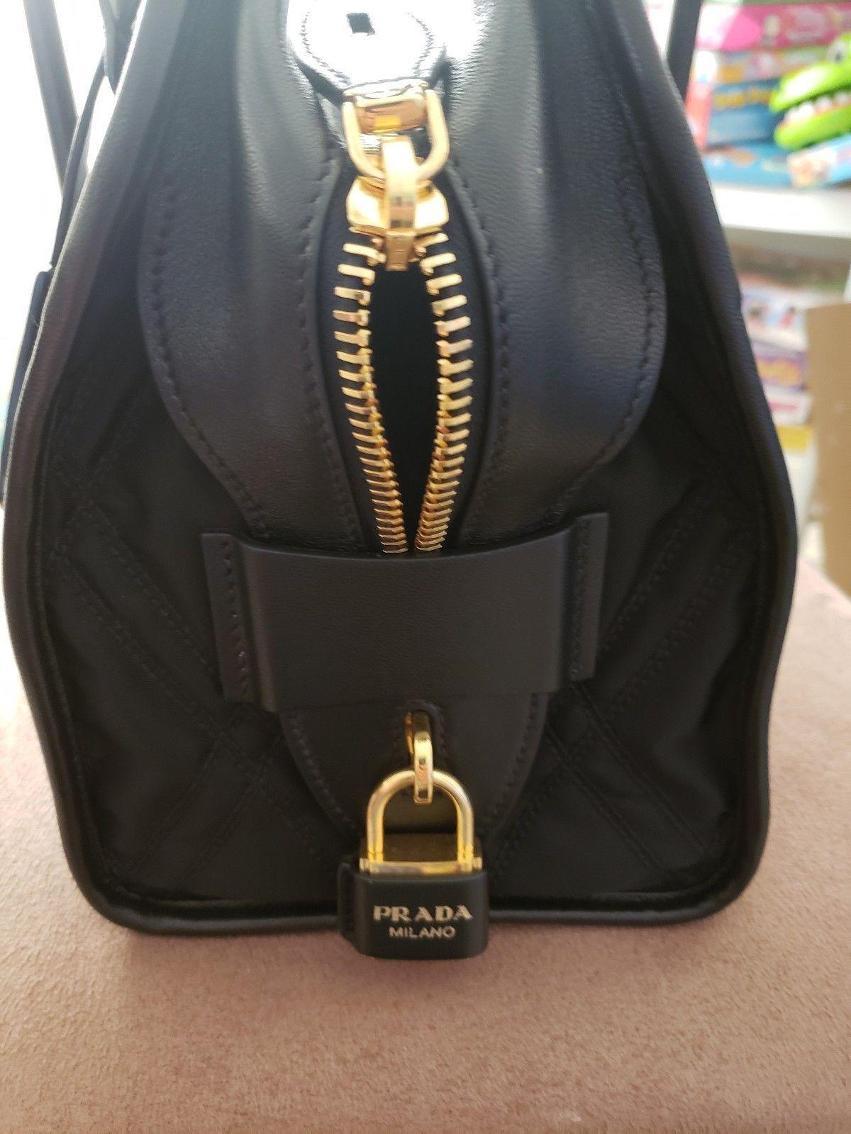 86a6eeae5da3 Authentic prada handbag new without tags  575.0