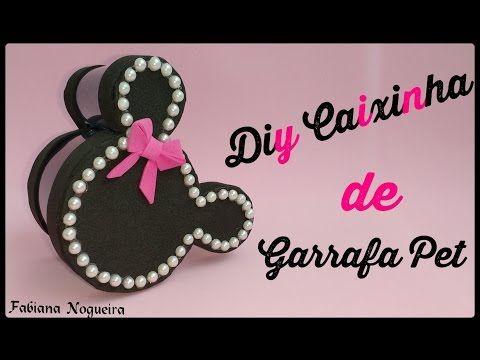 Diy Baleiro De Garrafa Pet E E V A Faca Voce Mesma Sua Candy