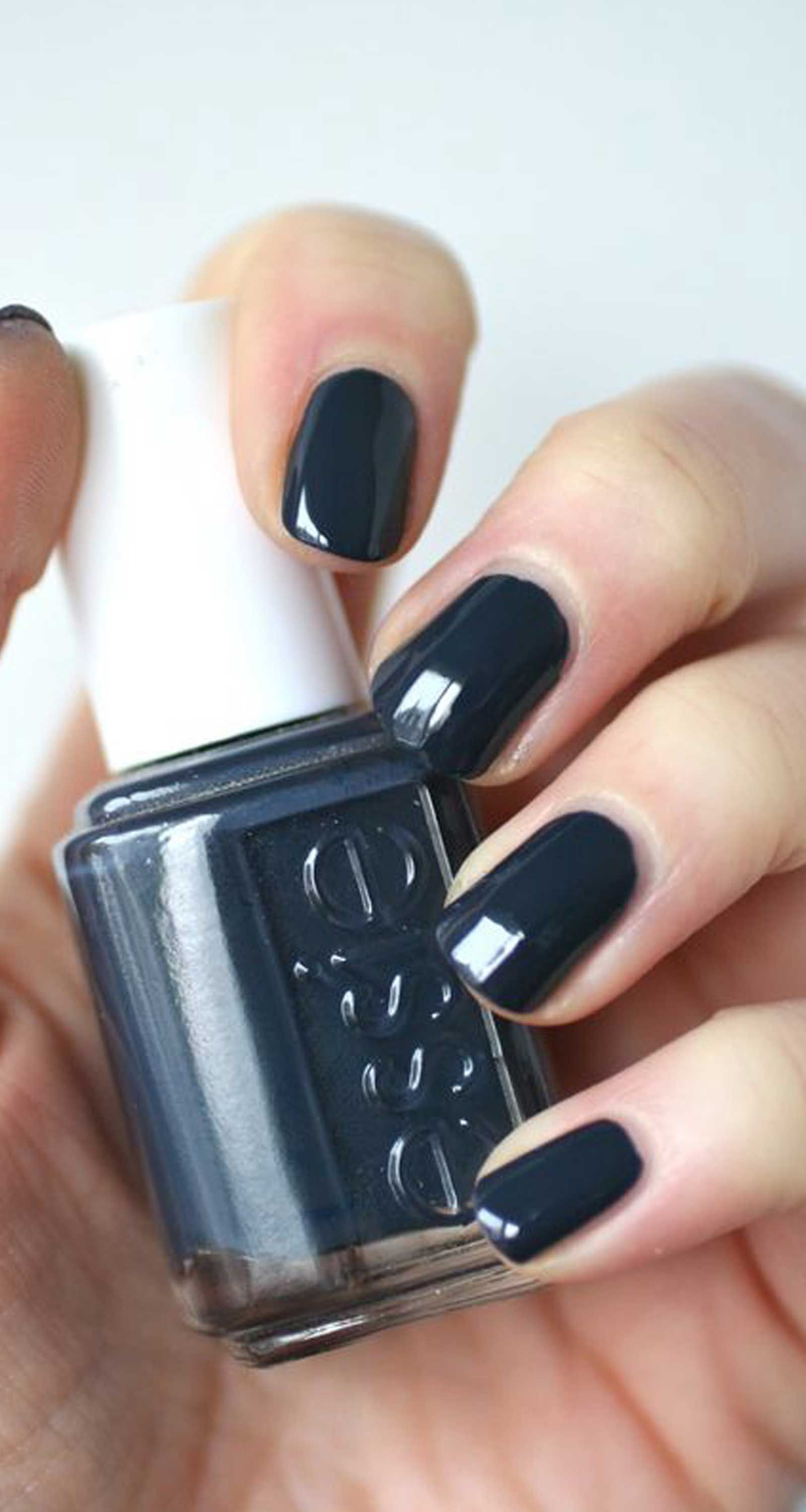 Amazing Essie Nail Colors You\'ll Love This Fall Season | Dark nails ...