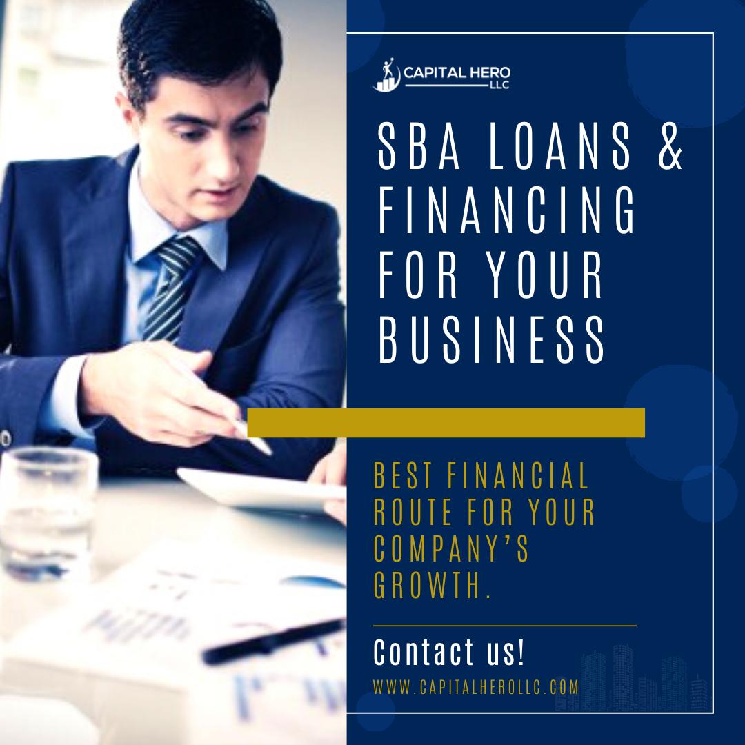 Sba Loans In 2020 Sba Loans Financial Goals Small Business Administration