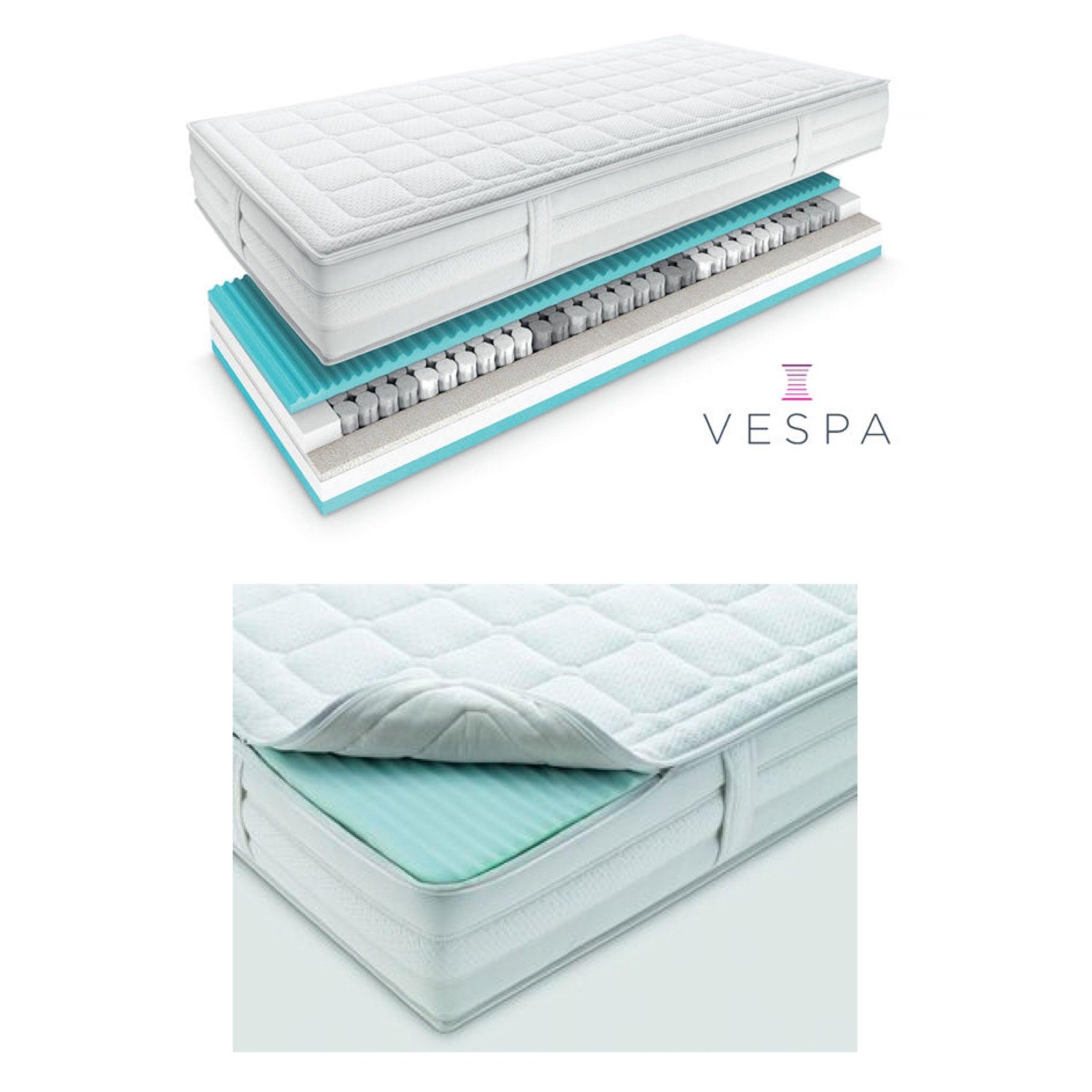 Die Superba Excelsior Matratze Kombiniert Einen Innovativen Taschenfederkern Mit Einer Atmungsaktiven Auflage A Matratze Innovation Technologische Innovationen