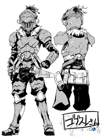 Goblin Slayer Goblin Slayer Anime Fantasy Characters