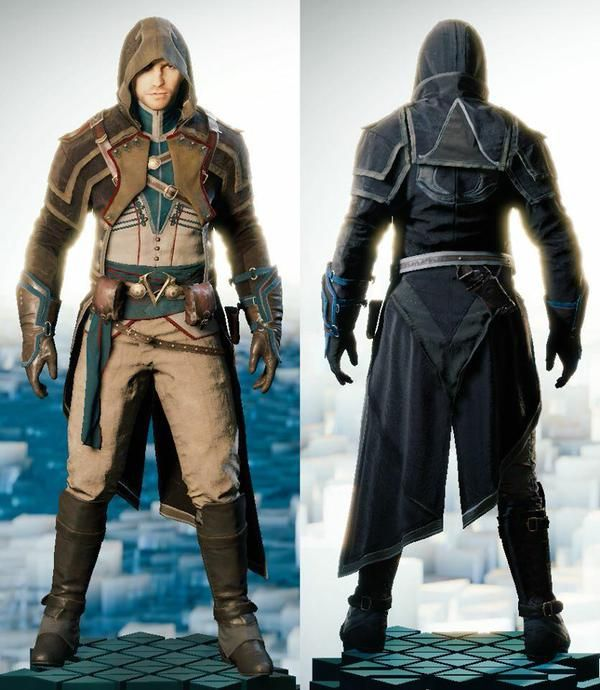 Arno Dorian Outfits Google Search Assassins Creed Assassins