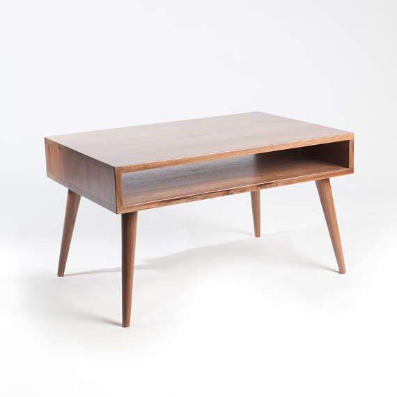 Mesa de centro moderna de mediados de siglo Mesas ratonas - mesas de centro de diseo