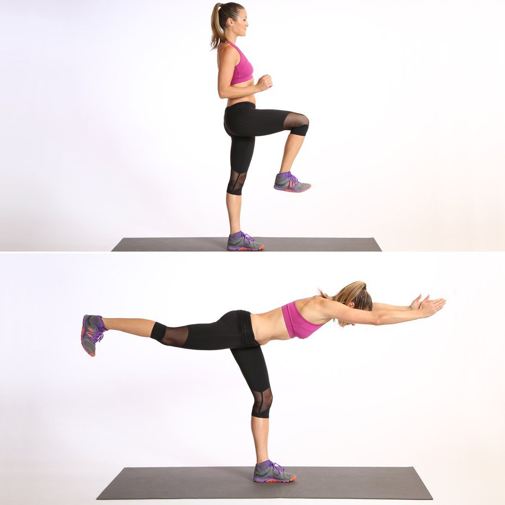 The Best Cardio Exercises You Can Do in Your Living Room | Exercises ...