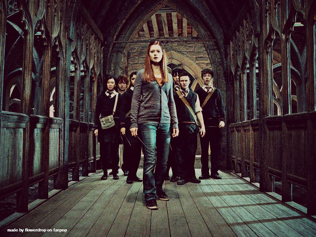 Ginny Weasley Wallpaper Ginny Weasley Harry Potter Wallpaper