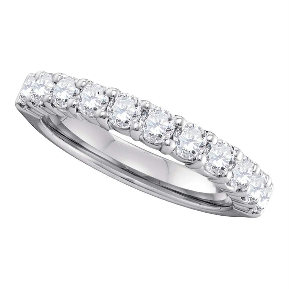 14+ Pave wedding band white gold info